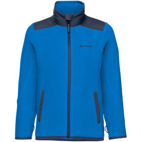 VAUDE Racoon Fleece Jacket Kids radiate blue